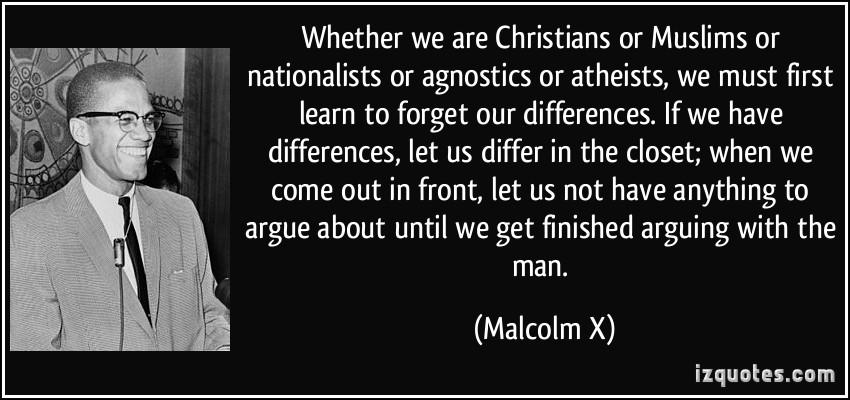 Agnostics quote #1