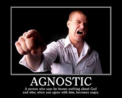 Agnostics quote #2