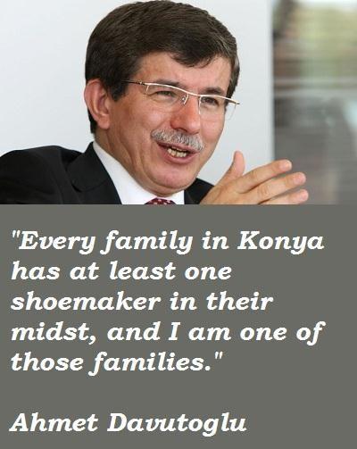 Ahmet Davutoglu's quote #1