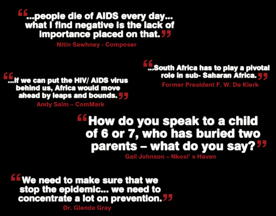 Aids quote #1