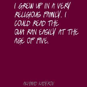 Akhmad Kadyrov's quote #6