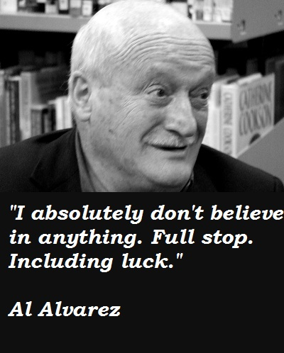 Al Alvarez's quote #5