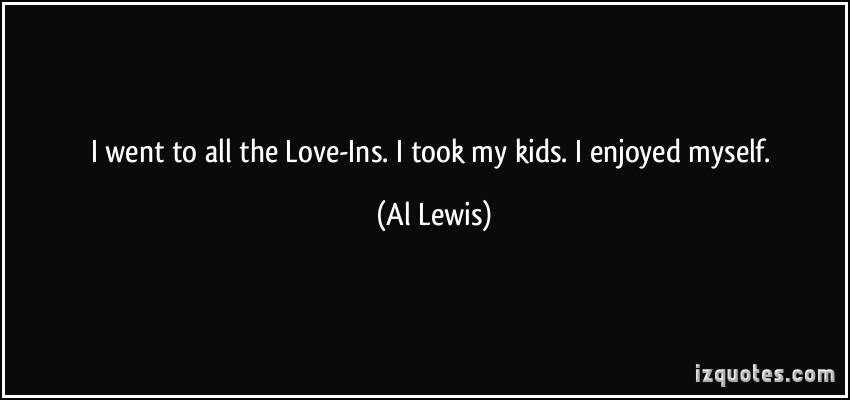 Al Lewis's quote #1