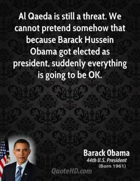 Al-Qaeda quote #2