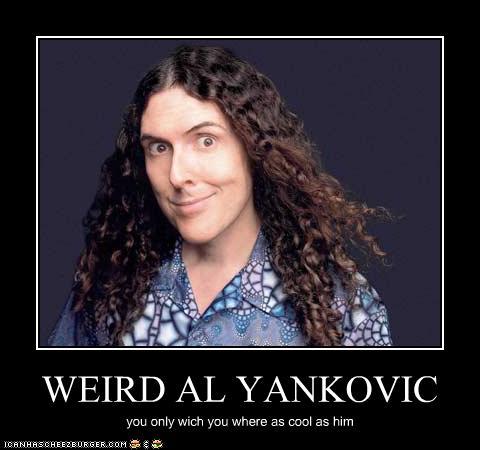 Al Yankovic's quote #2