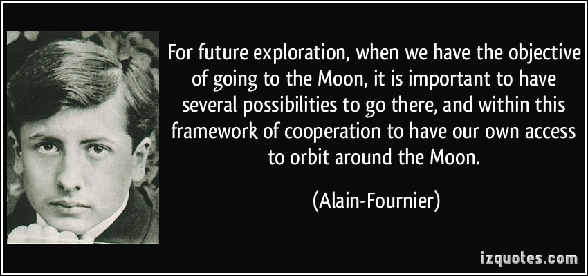 Alain-Fournier's quote #8