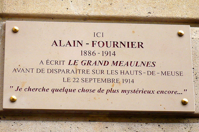 Alain-Fournier's quote #4