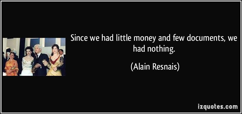 Alain Resnais's quote #3