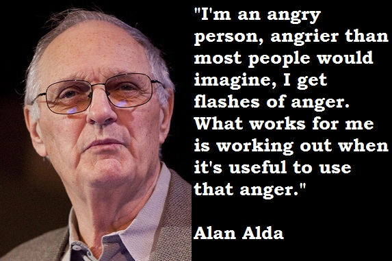 Alan Alda's quote #1