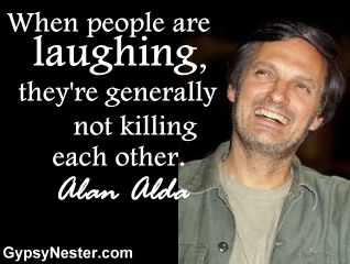 Alan Alda's quote #2