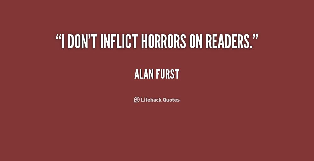 Alan Furst's quote #3