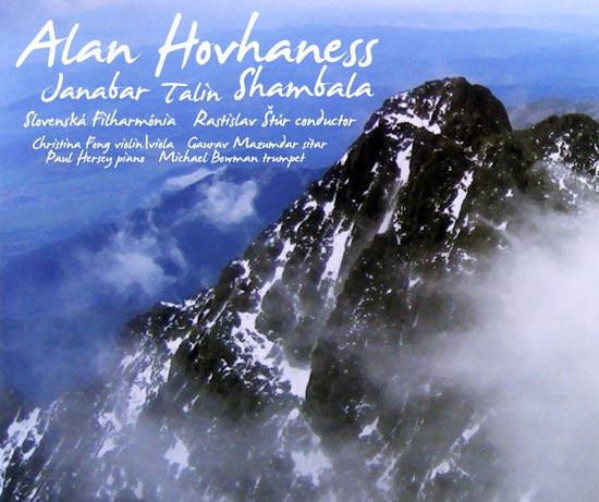 Alan Hovhaness's quote #3