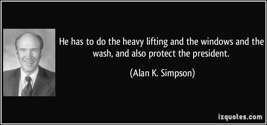 Alan K. Simpson's quote #1