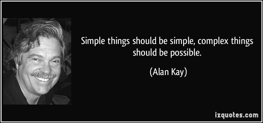 Alan Kay's quote #5