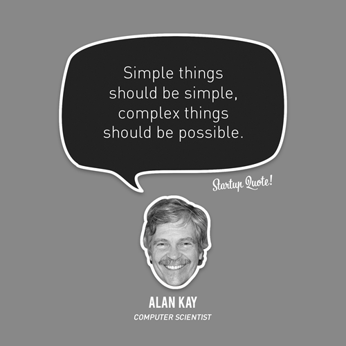 Alan Kay's quote #2