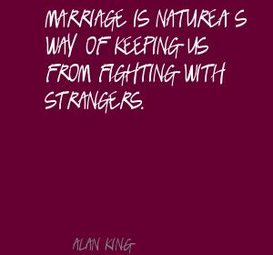 Alan King's quote