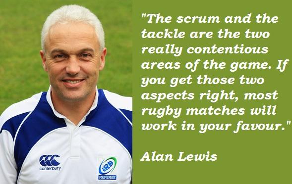 Alan Lewis's quote #2