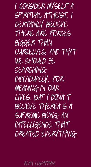 Alan Lightman's quote #8