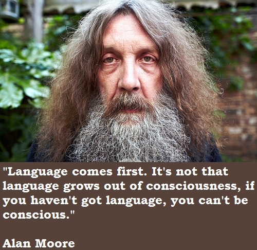 Alan Moore's quote #6