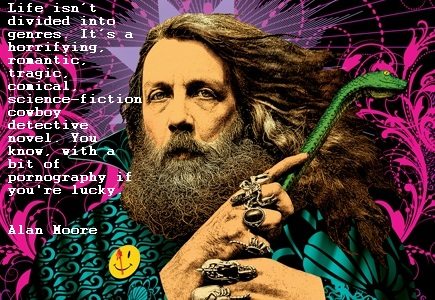 Alan Moore's quote #1