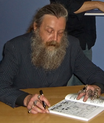Alan Moore's quote #5