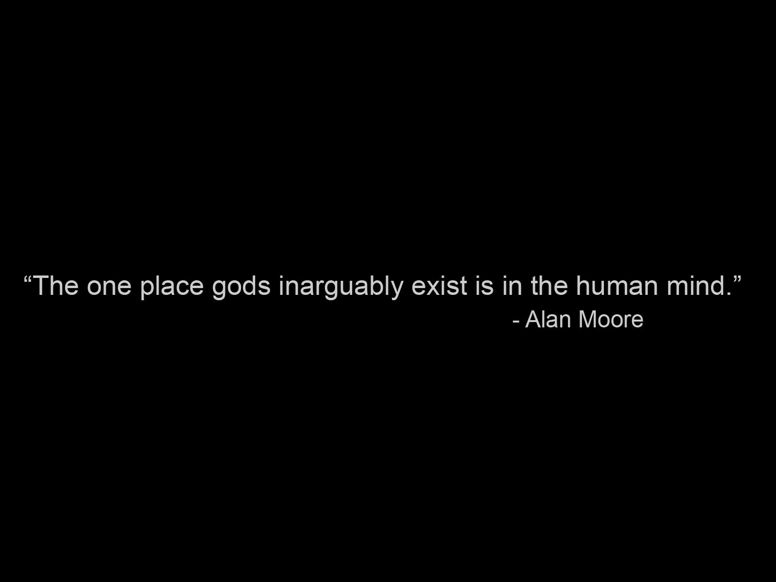 Alan Moore's quote #3
