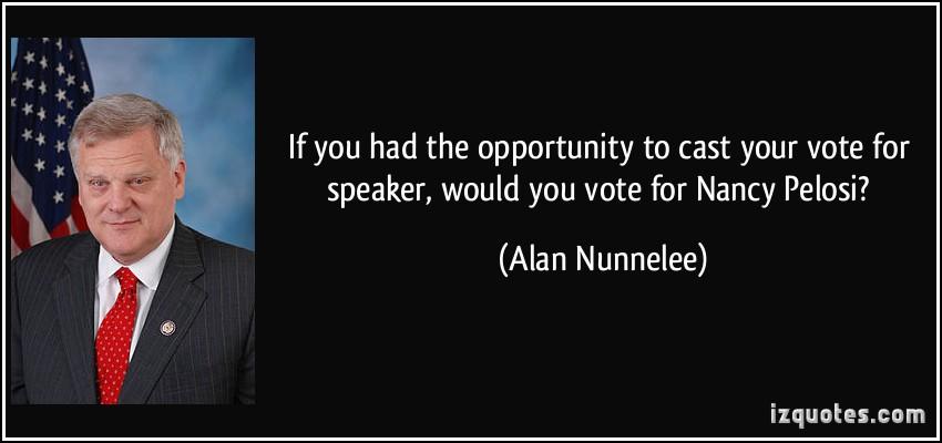 Alan Nunnelee's quote #1