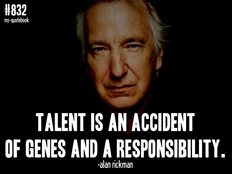 Alan Rickman's quote #5