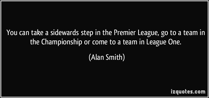 Alan Smith's quote #4