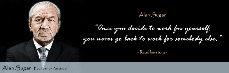Alan Sugar's quote #1