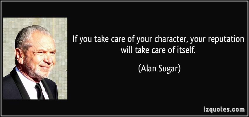 Alan Sugar's quote #4