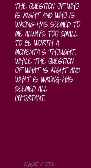 Albert J. Nock's quote #6
