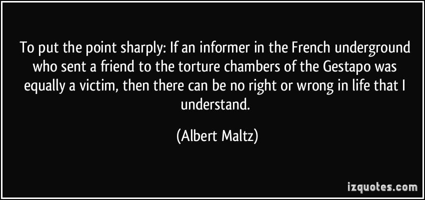 Albert Maltz's quote #1