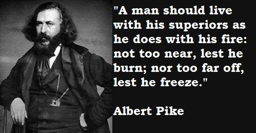 Albert Pike's quote #1