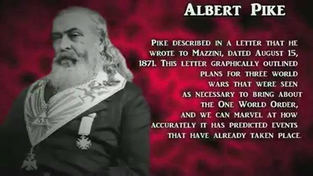 Albert Pike's quote #2