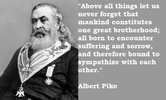 Albert Pike's quote #3