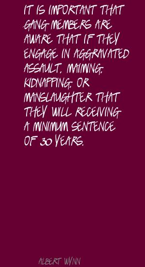 Albert Wynn's quote #4