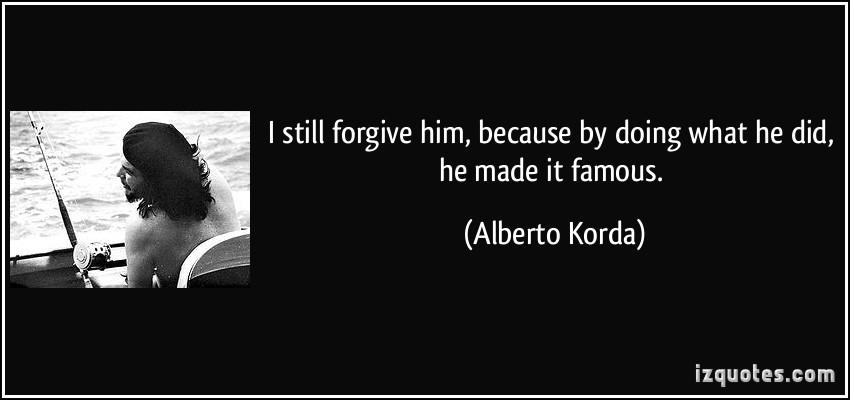 Alberto Korda's quote #2