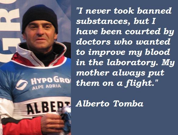 Alberto Tomba's quote #3