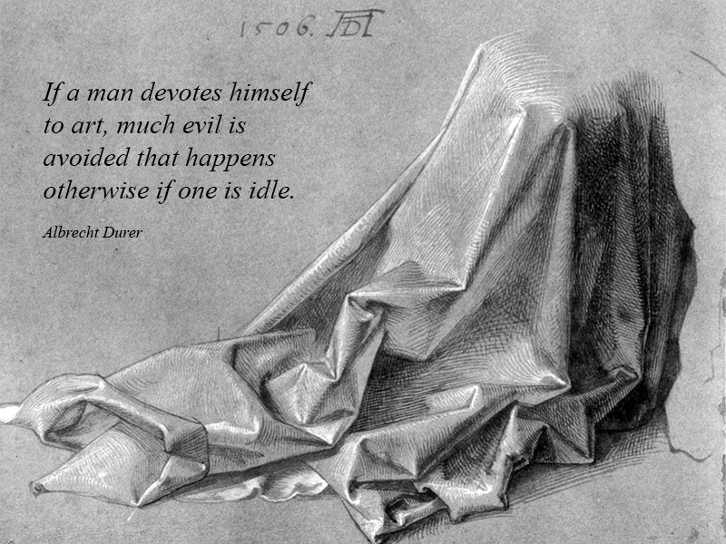 Albrecht Durer's quote #3