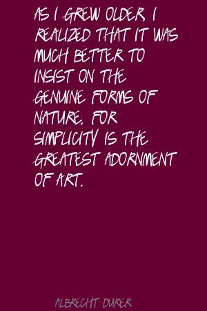 Albrecht Durer's quote #5