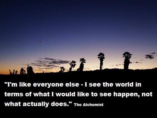 Alchemy quote #1