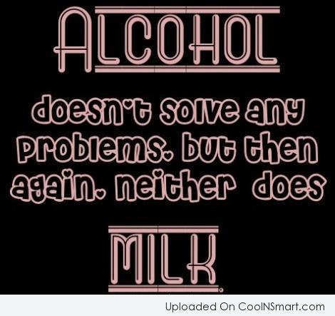 Alcoholic quote #5