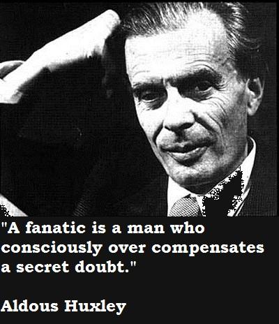 Aldous Huxley's quote #1