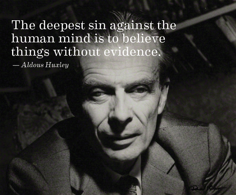 Aldous Huxley's quote #3