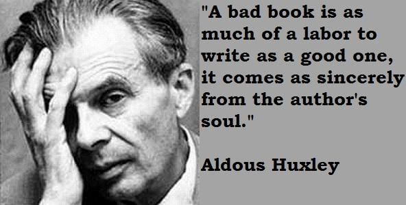 Aldous Huxley's quote #5