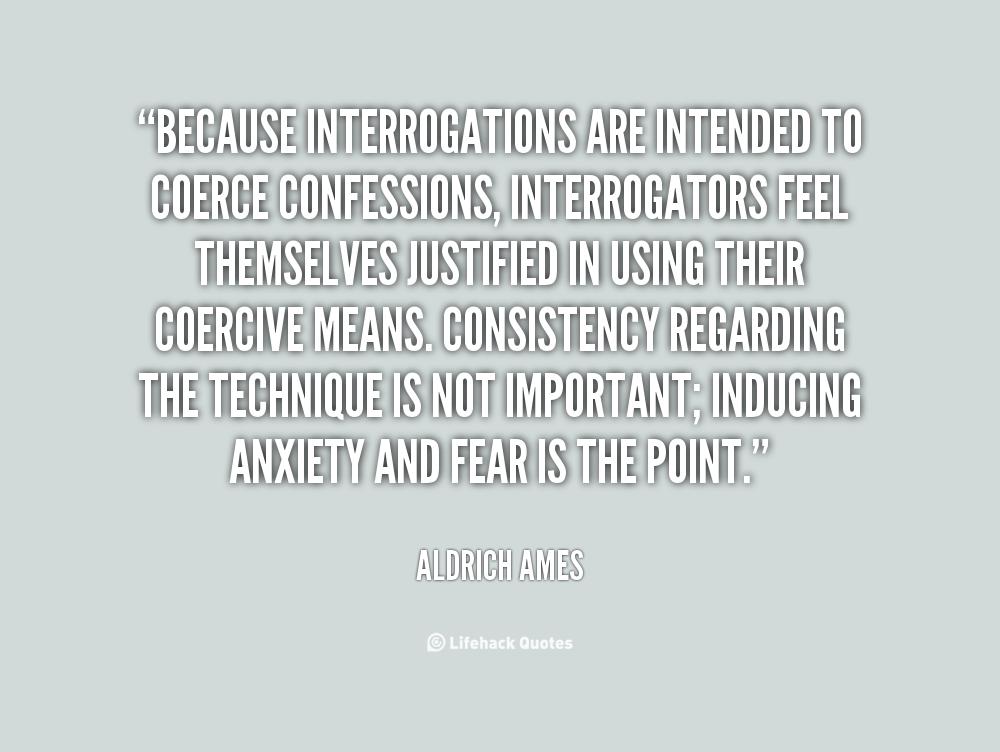 Aldrich Ames's quote #1
