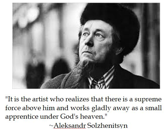 Aleksandr Solzhenitsyn's quote #4