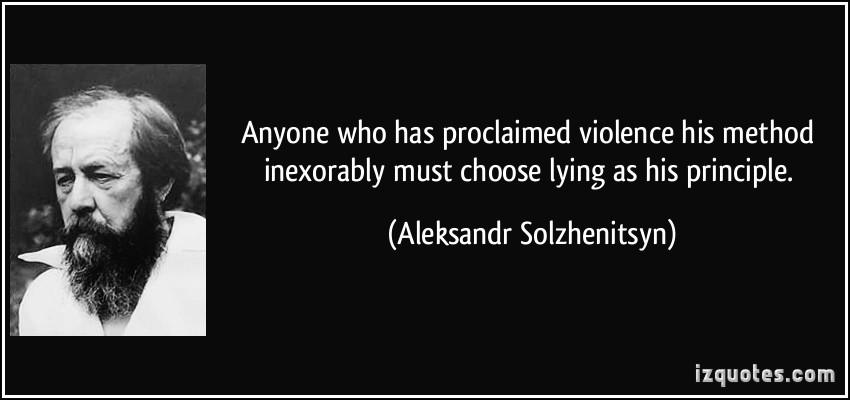 Aleksandr Solzhenitsyn's quote #7