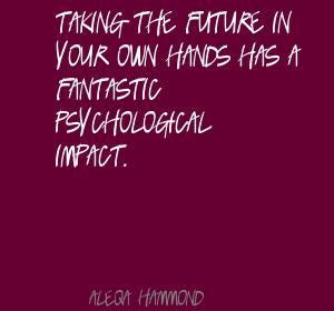 Aleqa Hammond's quote #6